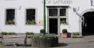 Fassade Hofsattlerei